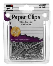 8 Units of Cli Paper Clips - Paper clips