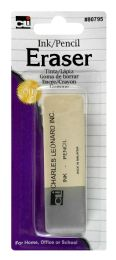 12 Units of Cli Ink/pencil Eraser - Erasers