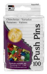6 Units of Cli Push Pins - Push Pins and Tacks