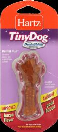 12 Units of Dental Duo Tiny Dog - Pet Chew Sticks and Rawhide
