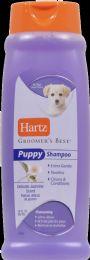 6 Units of Hartz Groom Best Puppy Sham - Pet Grooming Supplies