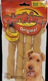 8 Units of Hartz Prime Deli Dog Treat - Pet Chew Sticks and Rawhide