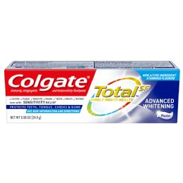 24 Units of Colgate Total Fresh Gel 0.88oz - Toothbrushes and Toothpaste