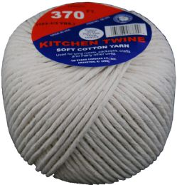 6 Units of Twine Cotton 370 Ft - Hardware Miscellaneous