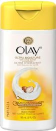 24 Units of Olay Ult Moisture Body Wash 3Z - Soap & Body Wash