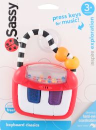 6 Units of Keyboard Classics - Baby Toys