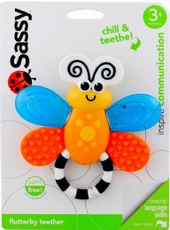 8 Units of Flutterby Teether - Baby Accessories