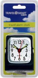 6 Units of Analog Travel Alarm Clock - Travel & Luggage Items
