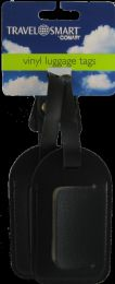 8 Units of Luggage Tag Travel Deluxe 2Pk - Travel & Luggage Items
