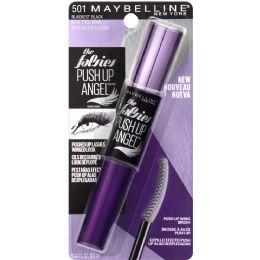 12 Units of Maybelline Washable Mascara 501 Blackest Black - Eye Shadow & Mascara