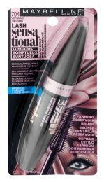 12 Units of Maybelline Lash Sensational Fanning Reservoir Brush - Eye Shadow & Mascara