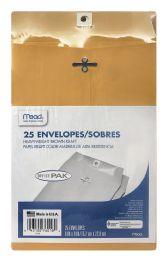12 Units of Mead 6x9 Clasp Envelopes - Office Pak - Envelopes