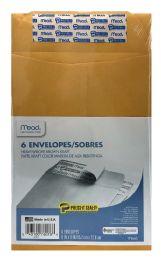 24 Units of Mead Heavyweight Brown Kraft Envelops - Envelopes