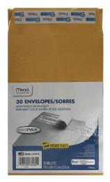 12 Units of Mead Heavyweight Brown Kraft Envelopes 30 - Envelopes