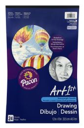 6 Units of Pacon Art 1st Drawing 24 Sheets - Sketch, Tracing, Drawing & Doodle Pads