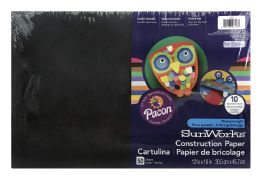 10 Units of Pacon Sunworks Construction Paper - Paper