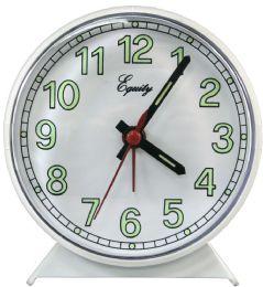 6 Units of Black Keywind Alarm Clock - Clocks & Timers