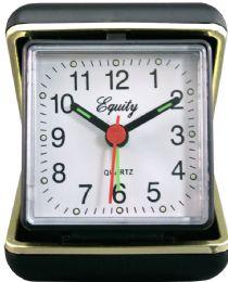 6 Units of Quartz Fold Up Travel Alarm - Clocks & Timers