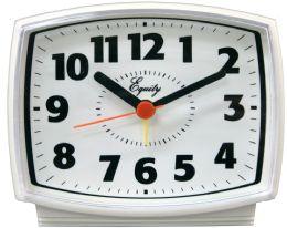 6 Units of Electric Analog Alarm Clock - Clocks & Timers