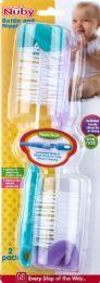 6 Units of Bottle Nipple Brush 2pk - Baby Bottles