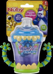 8 Units of Lnc 2 Handle Monster Cup - Baby Accessories
