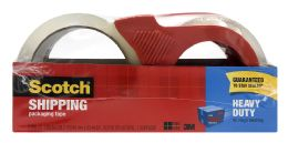 6 Units of Scotch Shipping Packaging Tape Rolls 2 - Tape & Tape Dispensers