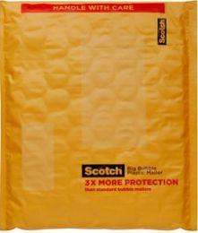 12 Units of Scth Big Plstc Bub Mlr 8.5x11 - Envelopes