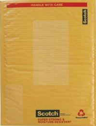6 Units of Scth Big Bub Plstc Mlr 10.5x15 - Envelopes