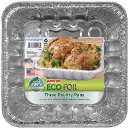 20 Units of Handi Foil Poultry Pans 3ct - Pots & Pans