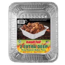 20 Units of Handi Foil Extra Deep King Roaster/baker Pan 2ct - Pots & Pans