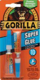 12 Units of Glue Gorilla Super 2pkx3gr - Glue