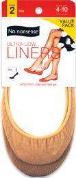 6 Units of Nn Shoe Sol Ctn U Lw Ct Lnr nd - Socks & Hosiery