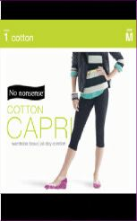 4 Units of Tight Cotton Capri Med - Socks & Hosiery
