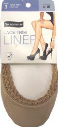 12 Units of Liner Lace Trim Nude 2 - Socks & Hosiery