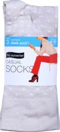 6 Units of Nn Cas 3pk Ultra Smooth - Socks & Hosiery