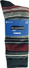 6 Units of Men Dress Fshn Black - Socks & Hosiery