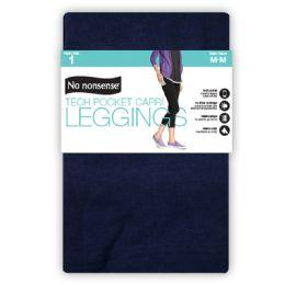4 Units of Nn Capri Tech Pocket Sz M - Socks & Hosiery