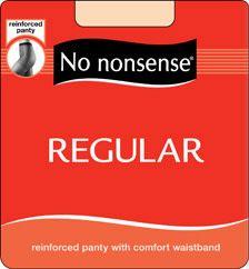 6 Units of Regular Rein Toe Blk Q Plus - Socks & Hosiery