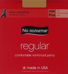 6 Units of Regular Rein Toe Tan Q - Socks & Hosiery