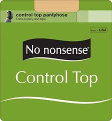 12 Units of Control Top Rt Nude Q - Socks & Hosiery