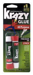 12 Units of Krazy Glue All Purpose - Glue