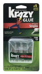 12 Units of Krazy Glue - Glue