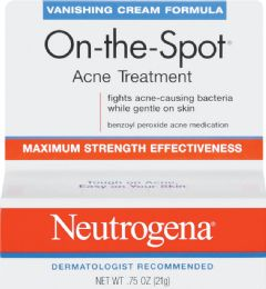 6 Units of Neutrogena Acne Trt .75Z Vansh - Bath And Body
