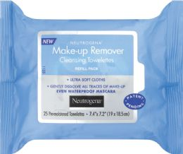 12 Units of Neutrogena Mk/Up Rmvr 25Ct Rfl - Bath And Body