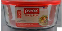 8 Units of Pyrex Storage Plus 7cup Rnd - Kitchen Tools & Gadgets