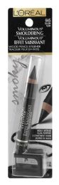 8 Units of L'oreal Paris Voluminous Smoldering Eyeliner With Custom Sharpener, Black, 0.087 Oz. - Lip & Eye Pencil