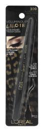 8 Units of L'Oreal Paris Voluminous Liner Noir, Blackest Black, 0.014 Fl. Oz. - Lip & Eye Pencil
