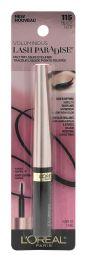 6 Units of L'Oreal Paris Voluminous Lash Paradise Liquid Eyeliner, Black, 0.05 Fl. Oz. - Lip & Eye Pencil