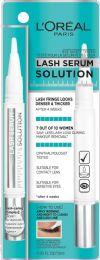 6 Units of L'oreal Paris Lash Serum Solution Eyelash Serum With Lash Caring Complex, , 0.05 Fl. Oz. - Eye Shadow & Mascara