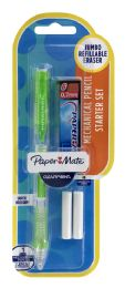 12 Units of Paper Mate Clearpoint 0. 7mm Mechanical Pencil Starter Set - Markers and Highlighters
